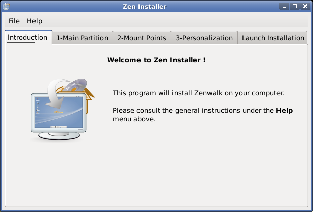 ZenInstaller Introduction